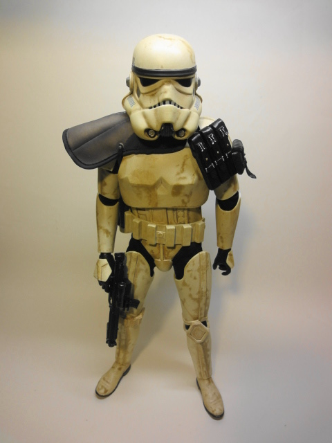 Sideshow Star Wars Sandtrooper - AL'sToys
